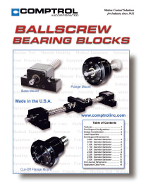 Comptro-Bearing-Block-Brochure