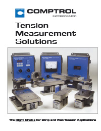 Tension Measurement Brochure